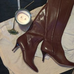 Cole Haan knee high boots